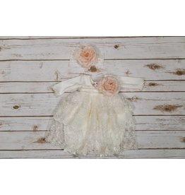 Katie Rose Jami Baby Bloomer Dress Ruffle