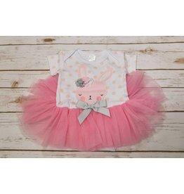 Ganz Bunny Diaper Shirt - Tutu 0-6M