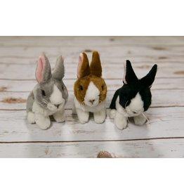 """Ganz 7"""" Stuffed Bunny"""