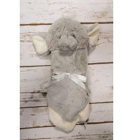 "Baby Ganz 14"" Emersonel Elephant Blanket"