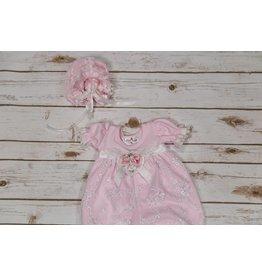 Katie Rose Alana Baby Bonnet
