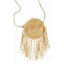 Baileys Blossoms Beige Dream Catcher Cross Body Bag