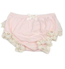 Haute Baby Sweet Pea Diaper Cover - Pink