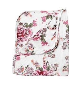 Baileys Blossoms Brooke Swaddle Blanket
