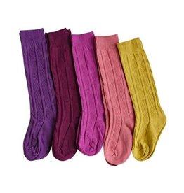 Baileys Blossoms Diamond Socks