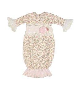 Haute Baby Sweet Pea Gown 0/3M
