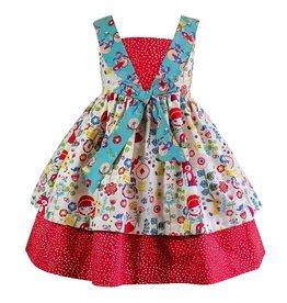Miss Marmalade Joyride Vintage Sailor Dress