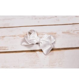 Wee Ones Small Satin Bow