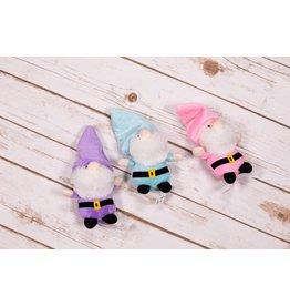 """Ganz 6"""" Purple Gnome"""
