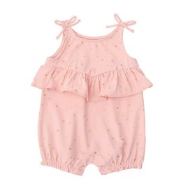 Mud Pie Sparkle Bubble Romper