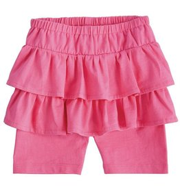 Mud Pie Pink Skirted Shorts