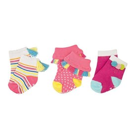 Mud Pie Fun Summer Sock Set