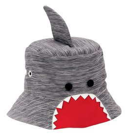 Mud Pie Shark Bite Sun Hat
