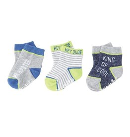Mud Pie Hipster Sock Set