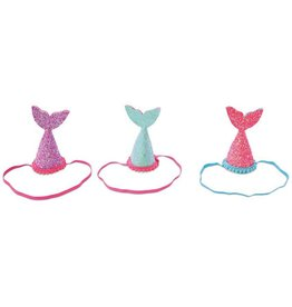Mud Pie Mini Mermaid Party Hat