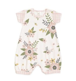 Tesa Babe Meadow Flower Bubble Romper