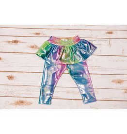 Sweet Wink Rainbow Skirted Leggings