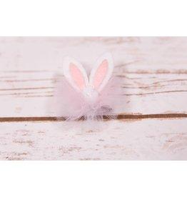 Wee Ones bunny ears hair clips