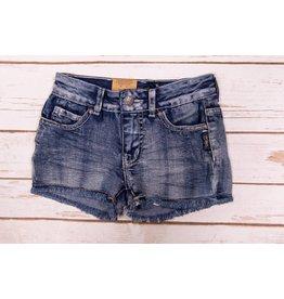 Silver Jeans Medium Wash Denim Shorts
