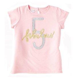Mud Pie Five and Fabulous Shirt