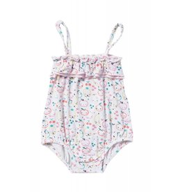 Angel Dear Bamboo Fun Fruit Sunsuit