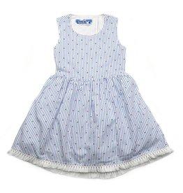 Kapital K Anchor Striped Dress