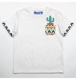 Kapital K Cactus Santa Fe Pocket Tee