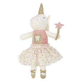 Mud Pie Unicorn Tooth Fairy Doll