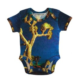 Inchworm Joshua Tree Printed Onesie