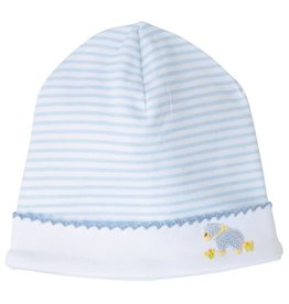Mud Pie French Knot Lamb Cap