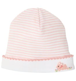 Mud Pie French Knot Bunny Cap