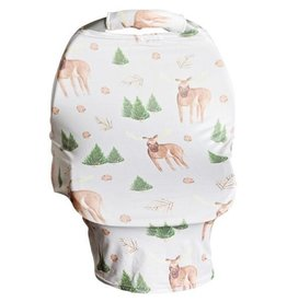 Baileys Blossoms Moose Car Seat Cover