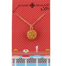 Jane Marie Hamburger Necklace