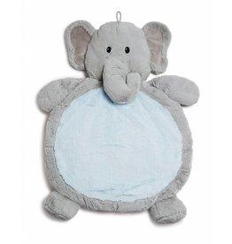 Mary Meyer Baby Blue Elephant Baby Mat