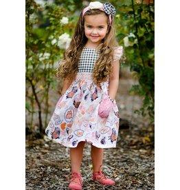 Giggle Moon Butterflies Of Love Dress