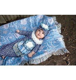 She Bloom Blueberry Farm Blanket