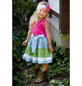 Giggle Moon Children of Love of Love Rachel Bow Dress