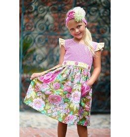 Giggle Moon Garden Of Love Lois Dress