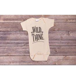 Rockin AB Wild Thing Onesie - Newborn