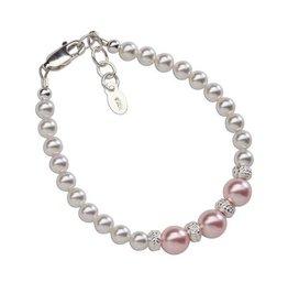 Cherished Moments Paige Pearl Bracelet
