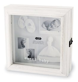 Mud Pie Sweet Baby Shadow Box