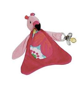 Maison Chic Fannien The Flamingo Paci Blanket
