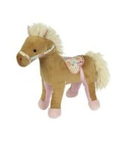 Maison Chic Nellie the Horse Standing Plush 12""