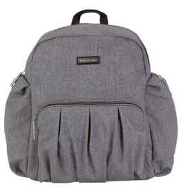 Kalencom Chicago Backpack Gray Vegan