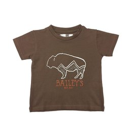 Baileys Blossoms Buffalo Tee Shirt