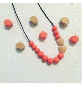 three hearts Hearts Hearts Hearts Necklace
