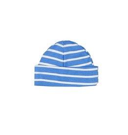 Haute Baby Get the Scoop Striped Cap 0-3M