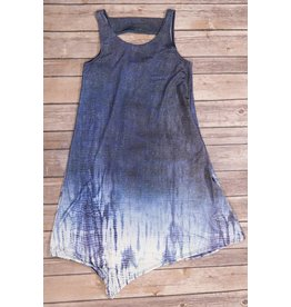 Tru Luv Americana Tie Dye Dress