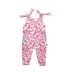 Sweet Bamboo Floral Overall