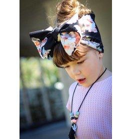 Chandler Floral Print Headband
